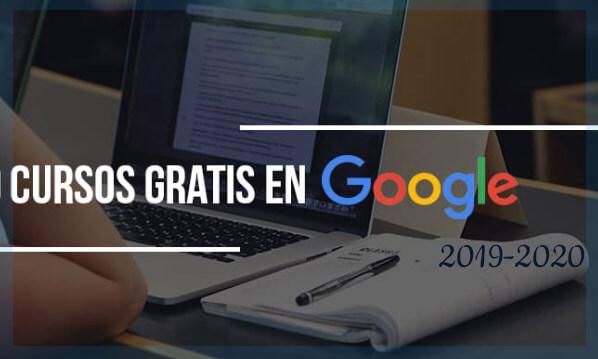 cursos gratuitos Google con certificado online