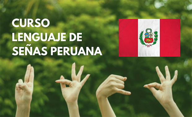 curso lengua señas peruana lsp